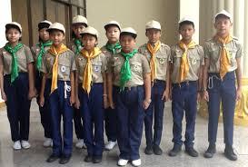 Pakistani Boy Scouts