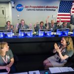 NASA Celebrates Exciting Discovery of Female Employee Worthy of Male Salary