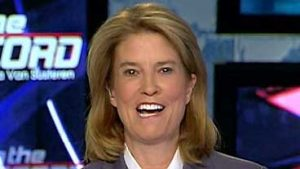 "Greta Van Susteren (aka ""not the Pretty One"")"