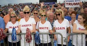62%, not 50%, of Trump's supporters are deplorable racists.