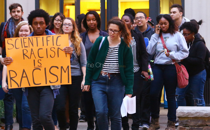 Middlebury students demand data that is not racist