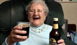 Shirley Benson, longtime lottery player.