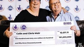 "Lottery Winner Inspires Others, ""If I Can Beat the Odds, Anyone Can!"""