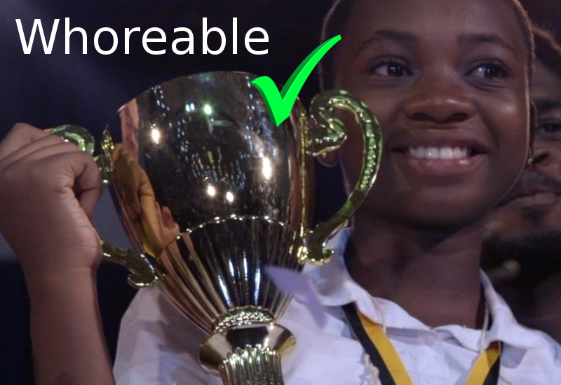 Urban Dictionary's prominent role in the spelling bee last week eliminated decades of cultural bias that has placed unfair emphasis on proper grammar, the ACLU successfully argued in federal court last month.