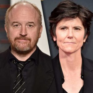 Louis CK asked permission to masturbate, which although technically is legal, is just so creepy he had to go on the list.