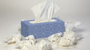 Carmella cleaned up many tissues created by the boys' crush on her.