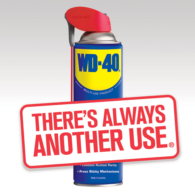 WD-40's new campaign will target elderly women struggling with dryness.