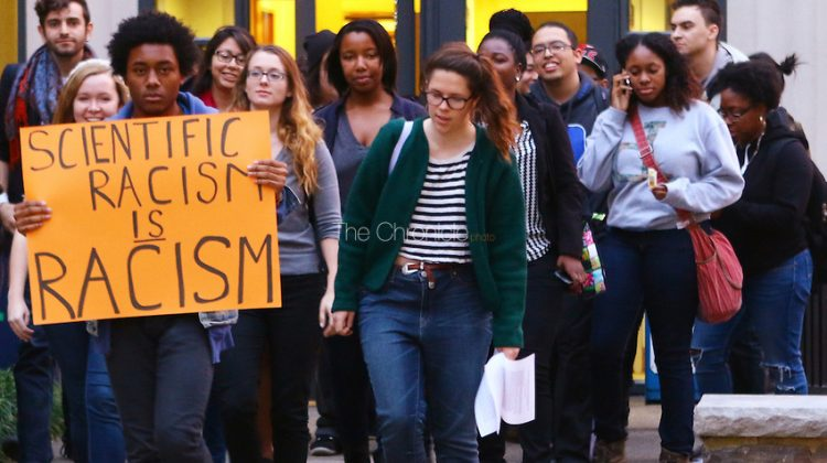 Statistician Charles Murray's Data Remains Racist Despite Protests